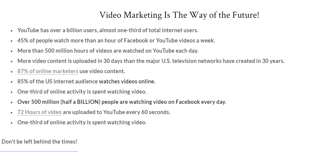 Membership Funnel | Video Sales Page